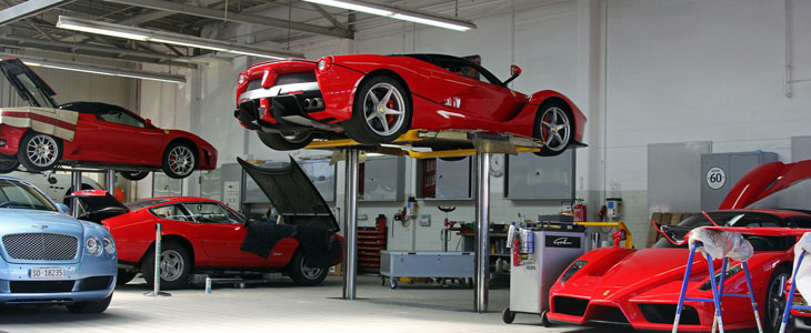 Кузовной ремонт авто премиум-класса