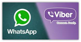 whatsapp viber