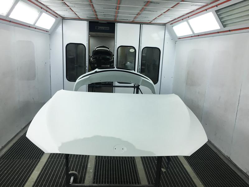 Ремонт кузова БМВ